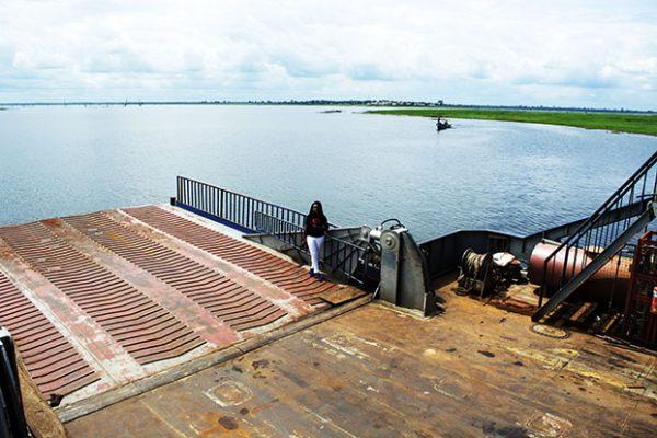 Afram Lake