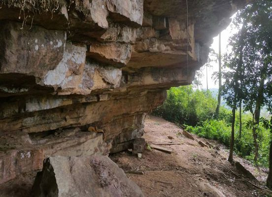 Okra Kofi Sacred Rock