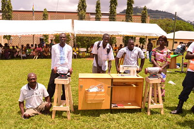 Equipping the Physically challenged